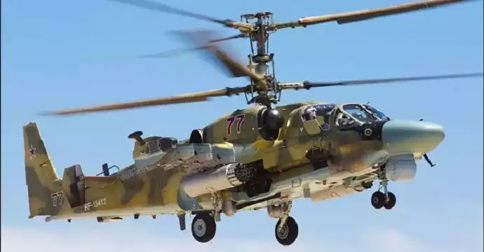 Επιθετικό ελικόπτερο Ka-52 Alligator: Ο «αλιγάτορας» των ρωσικών ενόπλων δυνάμεων