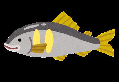アユのキャラクター(魚)