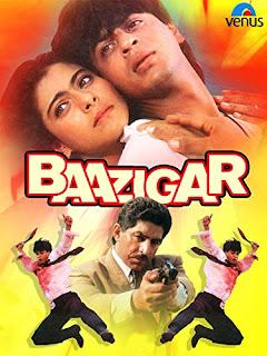 Sinopsis Film Baazigar (1993)