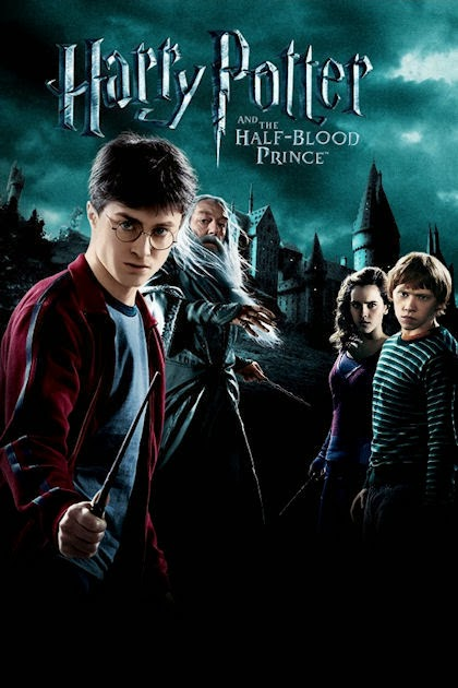 mr movie harry potter and the halfblood prince 2009