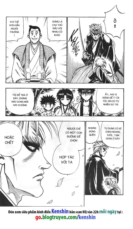 Rurouni Kenshin chap 38 trang 6