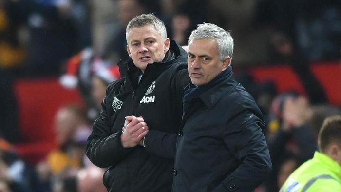 Solskjaer Sindir Jose Mourinho soal Man United