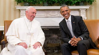 """Thee Almighty & Full Of Wisdom, Pope Francis Has Said It: """"Sex And Eating  Are 'Divine' Pleasures Sent By God""""!"""