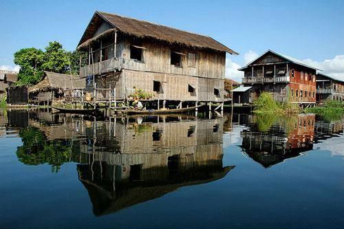 10 ngôi làng nổi trên khắp thế giới 8