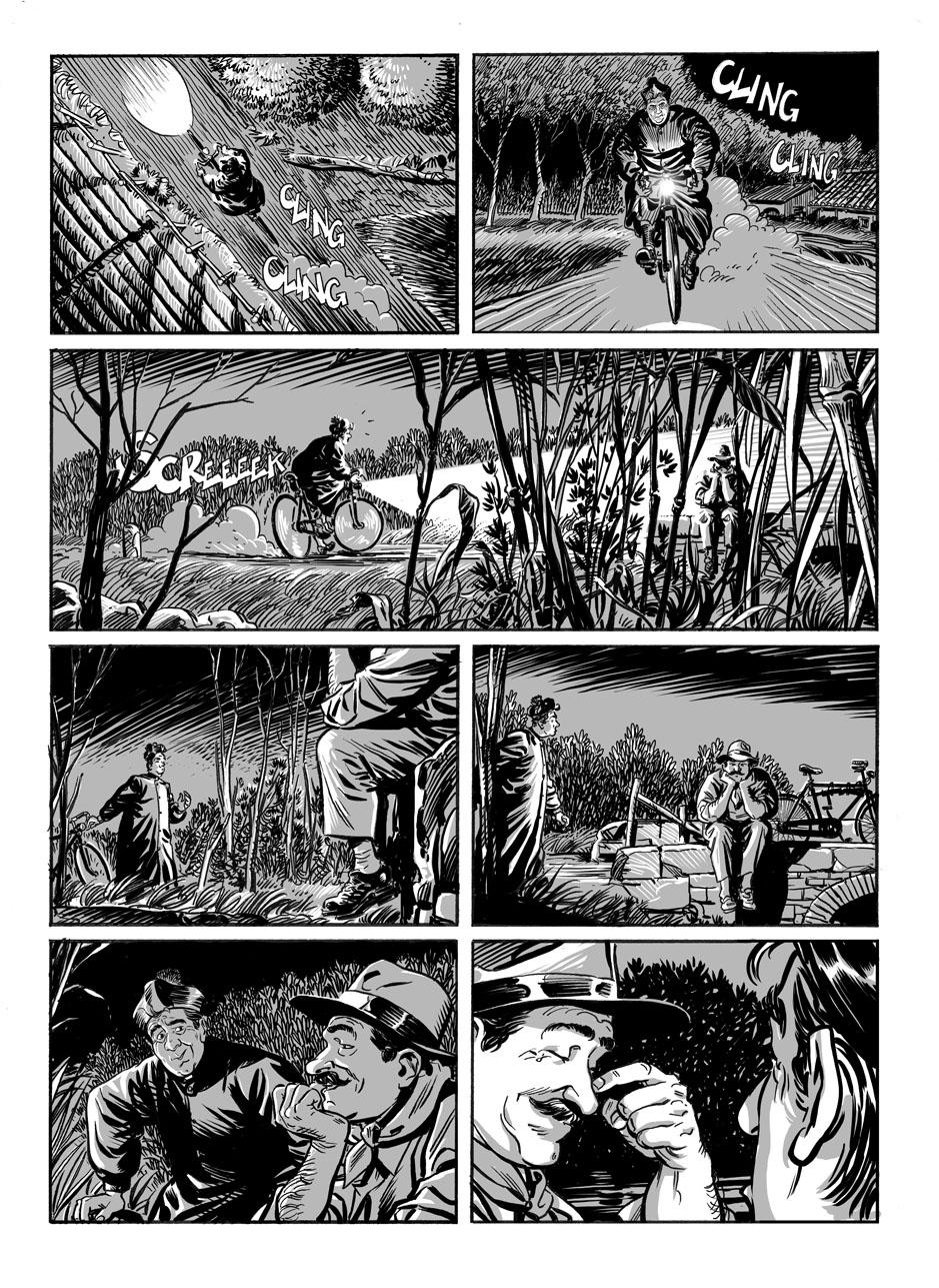 Don Camillo a fumetti vol.1