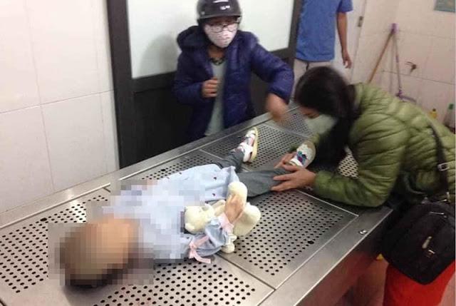 Khởi tố vụ án bé gái 3 tuổi tử vong do mẹ và cha dượng bạo hành