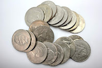 US Equivalent to 10 coins or 1#