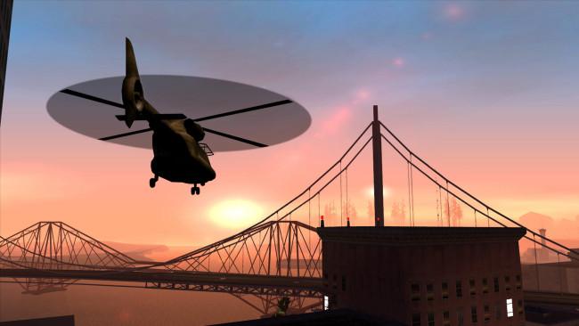 تحميل لعبة GTA San Andreas للكمبيوتر مجانا