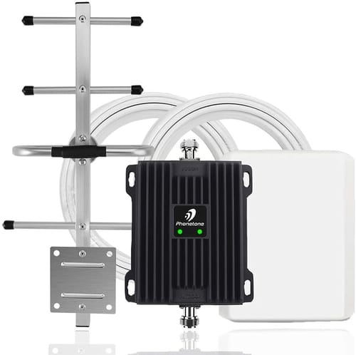 Phonetone Cell Phone Signal Booster for Home
