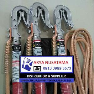 Supplier dan Distributor Perlengkapan Listrik Grounding