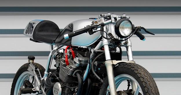 BURNING ROAD STORE. Rock & Biker Shop Zaragoza.: YAMAHA XJ