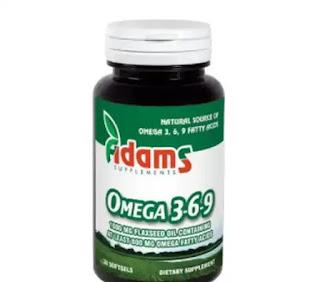 pareri omega 3 6 9 vegetala din in adams forum beneficii