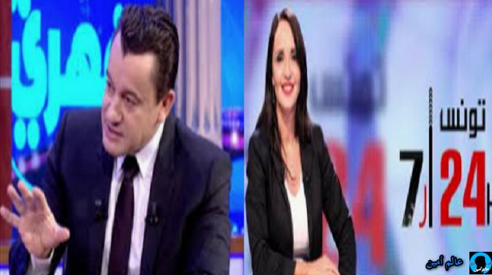 ايقاف برنامج تونس اليوم لمريم بلقاضي مقابل الإفراج عن سامي الفهري؟
