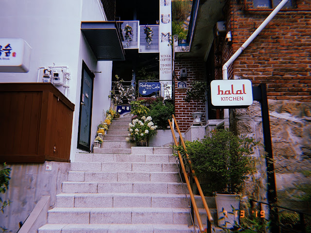 Halal Kitchen, Samcheong-dong