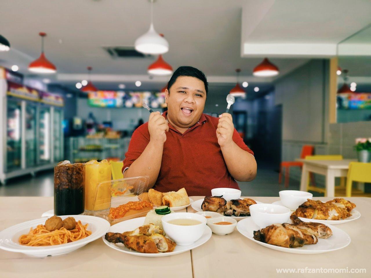 Jom Makan Sama-Sama Di KEDAI AYAMAS