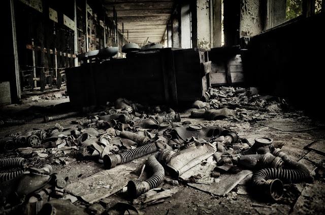 pripyat kota hantu