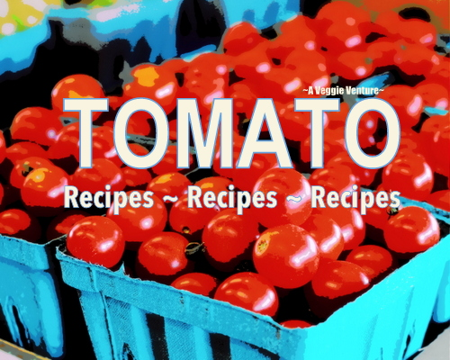 Tired of the same-old sliced tomatoes? Find new inspiration in this collection of seasonal Tomato Recipes ♥ AVeggieVenture.com, savory to sweet, salad to soup, sides to sandwiches, breakfast to dinner. Many Weight Watchers, vegan, gluten-free, low-carb, paleo, whole30 recipes.