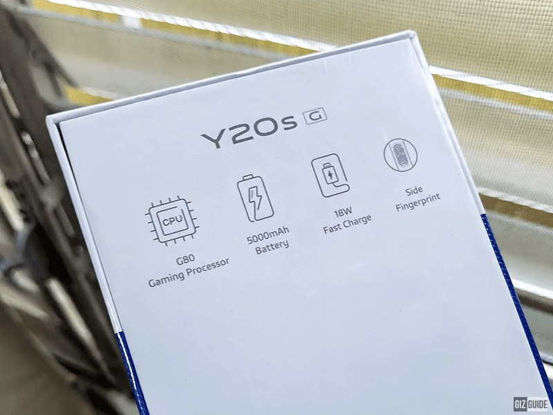 vivo Y20s [G] budget-gaming phone is coming to the Philippines soon!
