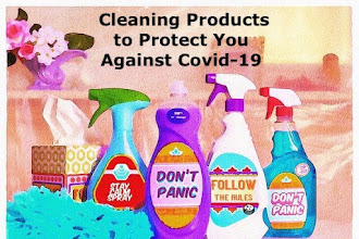 Cleaning Products to Protect You Against Covid-19