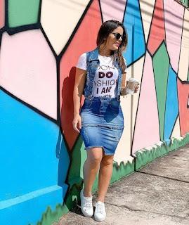 ¿Cómo combinar ropa denim? 5 ideas de outfit que amarás