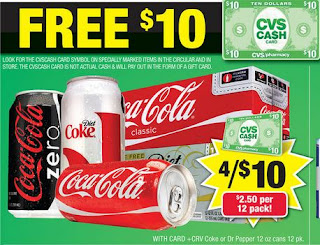 How does the CVS Cash card promotion work?