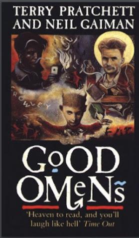 GOOD OMENS Neil Gaiman and Terry Pratchett In Pdf