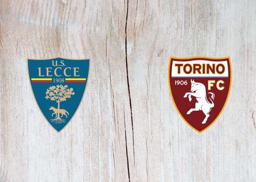 Lecce vs Torino -Highlights 2 February 2020