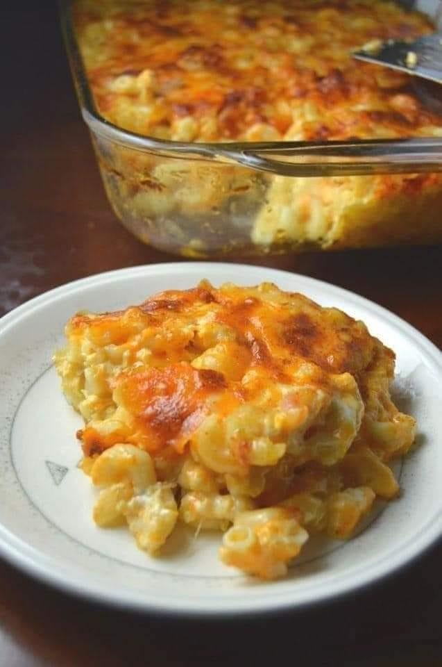 Good Old-Fashioned Mac & Cheese Recipe