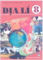 Sách Giáo Khoa Địa Lí Lớp 8 - Nhiều Tác Giả