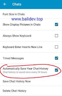 backup history chat bbm