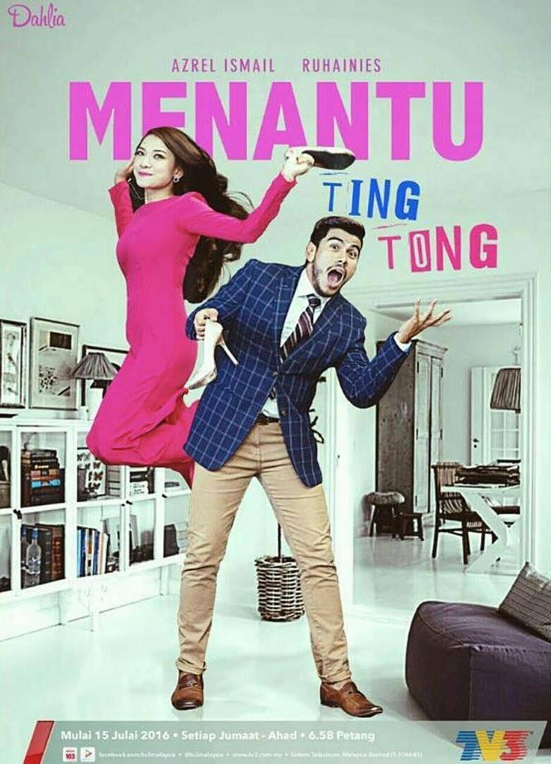 Drama Menantu Ting Tong (TV3)
