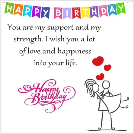 Beautiful Girlfriend Birthday Quotes