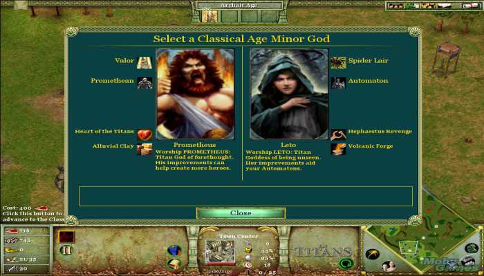 Age Of Mythology The Titans Game Setup Free Download