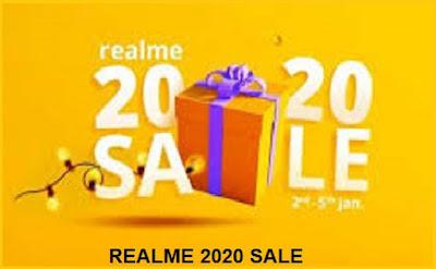 Realme 2020 Sale