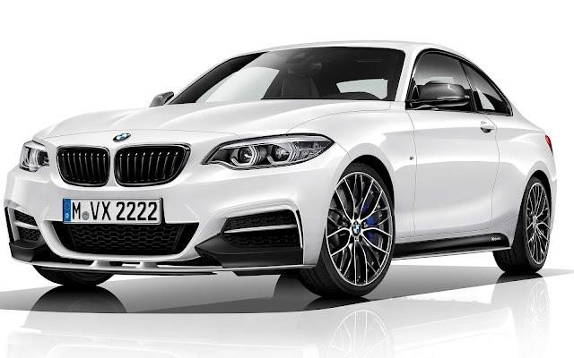 2018 BMW M240i M Performance Edtion