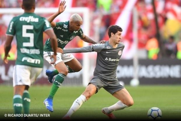Inter e Palmeiras empatam sem gols no Beira Rio