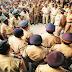 बकरी ईद सण साधेपणाने साजरा करण्याचे आवाहन;भिवंडी मुंब्रा शहरातील पोलीस सज्ज १४०० पोलिसांचा फौजफाटा तैनात