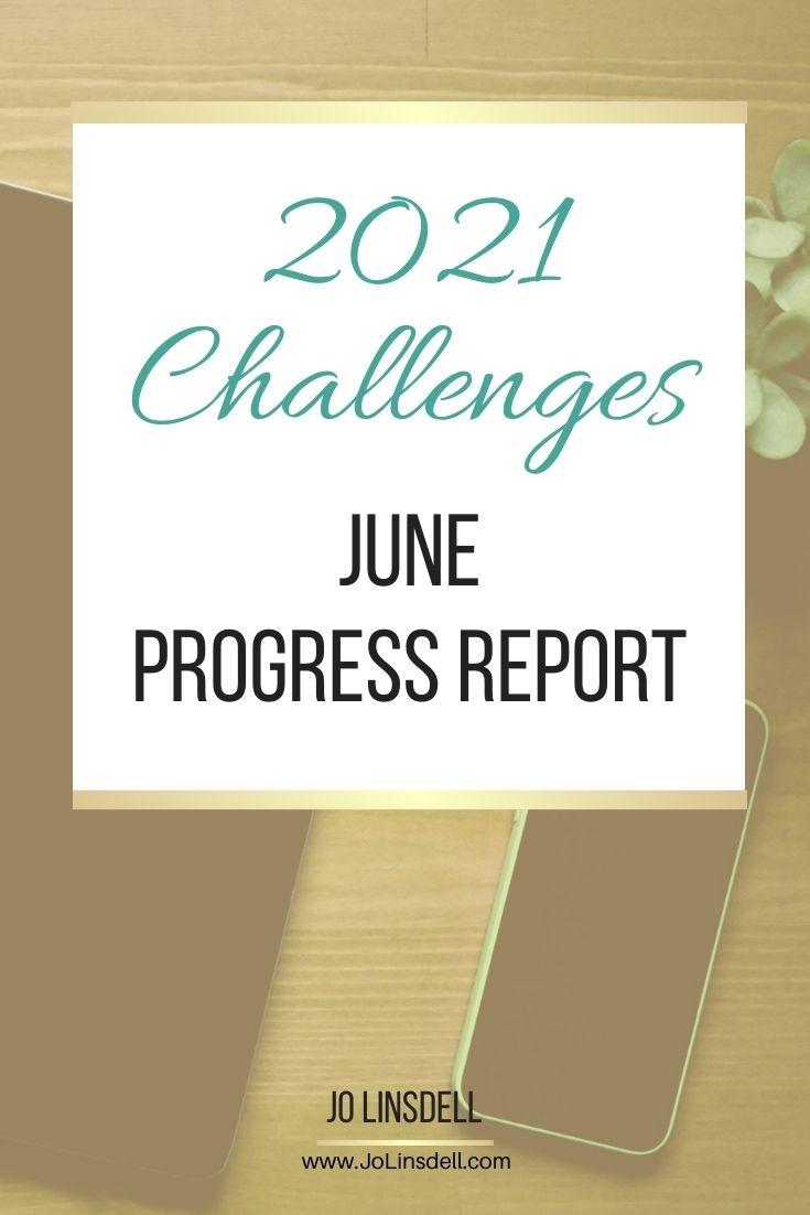 2021 Challenges: June Update