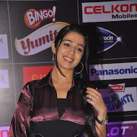 Charmi glamorous pics at siima pre party