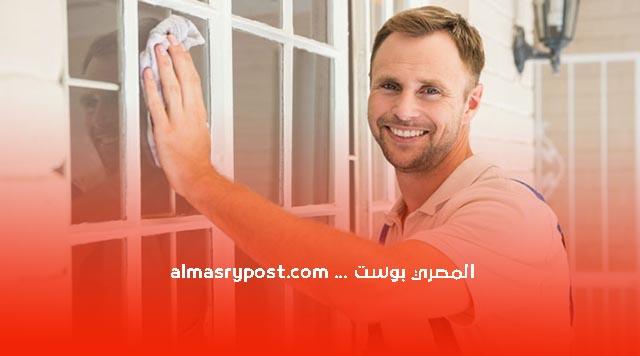 أفضل ادوات وطرق لتنظيف الزجاج والمرايات في المنزل