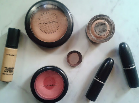 My Favorite MAC Products!