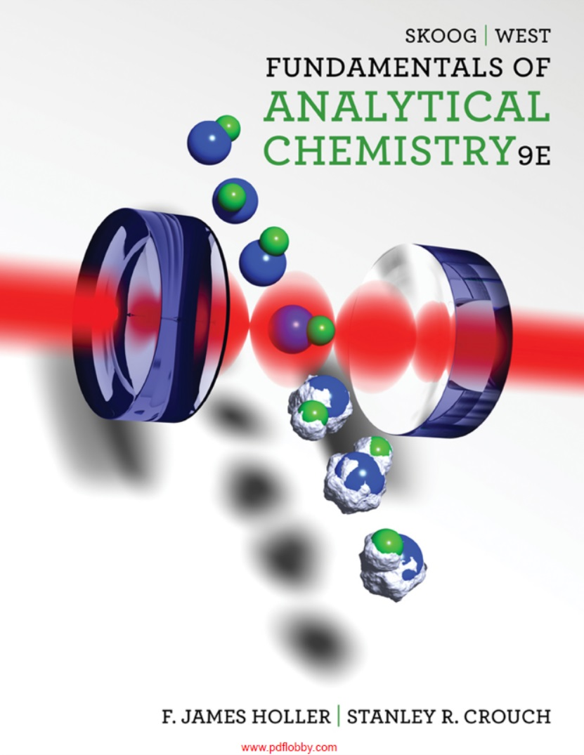 Fundamentals of analytical chemistry 8th edition student solution.