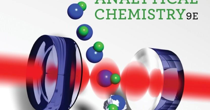 Analytical Chemistry Skoog Ebook