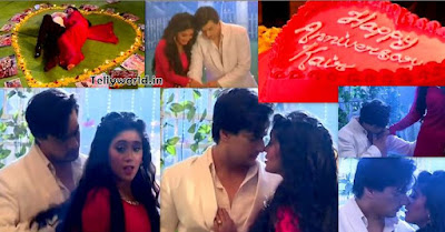 """ Naira-Kartik's Romantic Anniversary Celebration "" Yeh Rishta Kya Kehlata Hai Upcoming Story Spoiler"