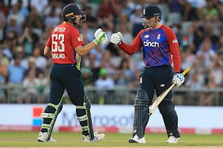 England vs Pakistan 3rd T20I 2021 Highlights