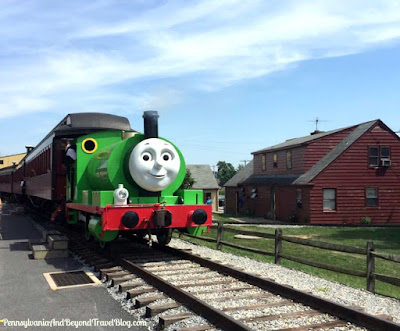 The Strasburg Rail Road - A Day Out With Thomas