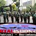 Pelantikan Kenaikan Pangkat 43 Prajurit TNI Oleh Dandim 0503/JB