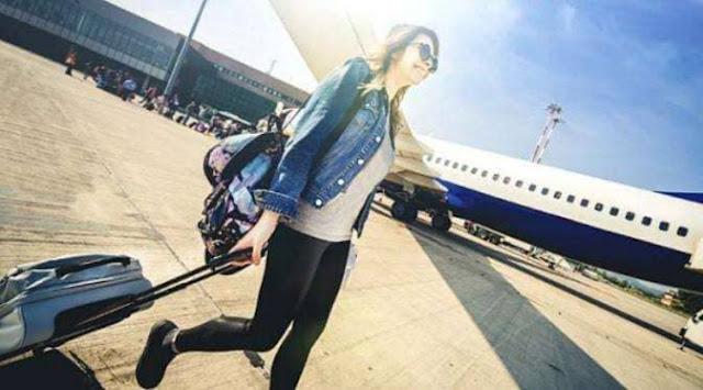 Berwisata dengan Maskapai Penerbangan Murah