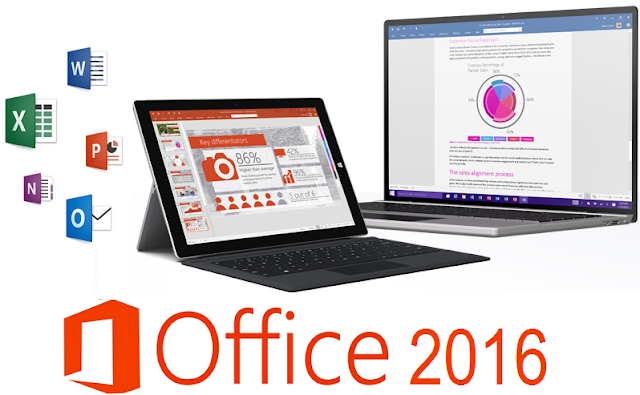Microsoft Office 2016 for Windows