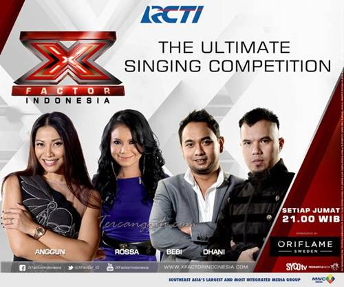 Juri X Factor Indonesia 2013 Lengkap